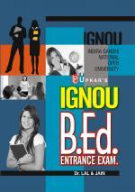IGNOU B.Ed Entrance Exam.