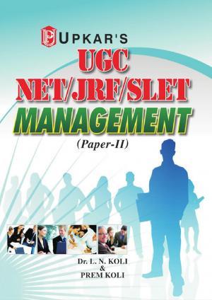 UGC-NET/JRF/SLET Management (Paper-II)