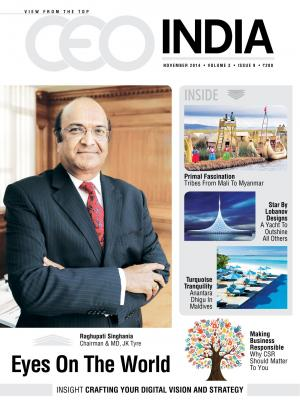 CEO INDIA NOVEMBER 2014 - Read on ipad, iphone, smart phone and tablets.