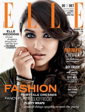 ELLE India - November 2014 - Read on ipad, iphone, smart phone and tablets.