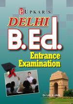 Delhi B.ed Entrance Exam