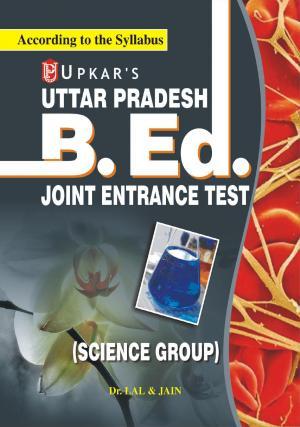Uttar Pradesh B.Ed. Entrance Examination (Science Group) - Read on ipad, iphone, smart phone and tablets
