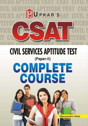 CSAT Civil Services Aptitude Test (Paper-II) Complete Course q