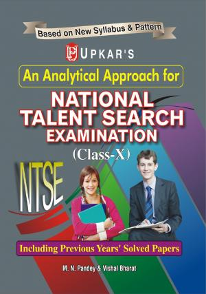 An Analytical Approach for National Talent Search Exam. (Class X) - Read on ipad, iphone, smart phone and tablets