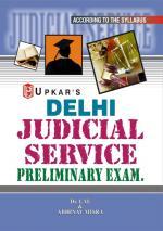 Delhi Judicial Service Pre. Exam.