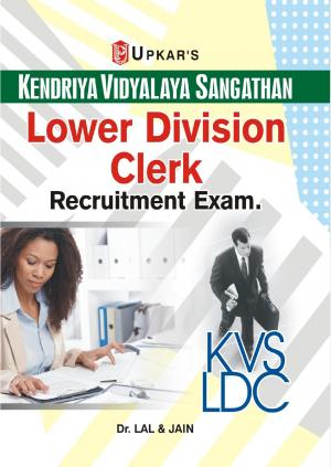 Kendriya Vidyalaya Sangathan Lower Division Clerk Recruitment Exam. - Read on ipad, iphone, smart phone and tablets