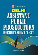 Delhi Assistant Public Prosecutors Recruitment Test