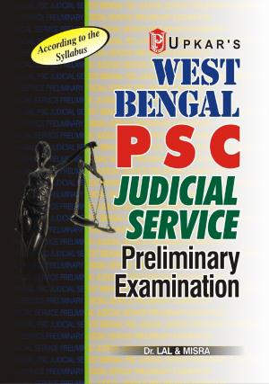 West Bengal PSC Judicial Services Pre. Exam. - Read on ipad, iphone, smart phone and tablets