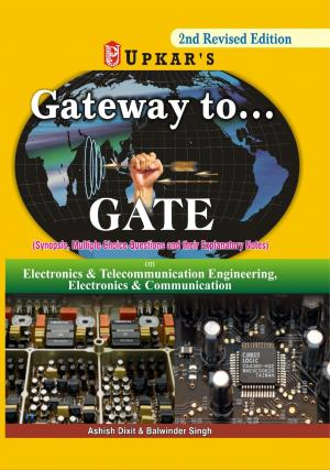 Gateway to ……GATE (Electronics and Telecommunication Engg.) - Read on ipad, iphone, smart phone and tablets