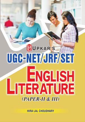 UGC NET/JRF/SET English Literature (Paper-II & III)  - Read on ipad, iphone, smart phone and tablets
