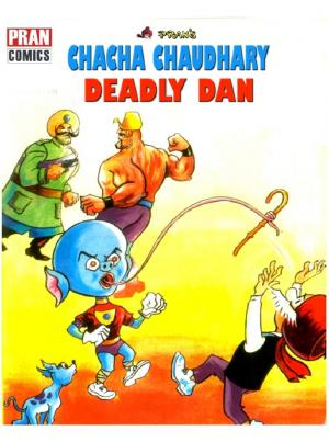 CHACHA CHAUDHARY AND DEADLY DAN - Read on ipad, iphone, smart phone and tablets.