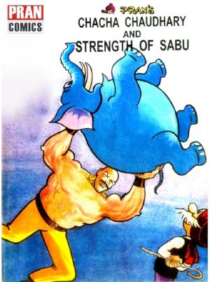 CHACHA CHAUDHARY AND SABU'S STRENGTH