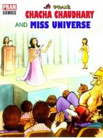 CHACHA CHAUDHARY AND MISS UNIVERSE