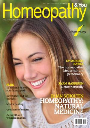 Homeopathy & You (November 2014) - Read on ipad, iphone, smart phone and tablets.