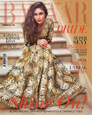 Harper's Bazaar Bride-November 2014