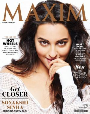 MAXIM INDIA DECEMBER ISSUE 2014 - Read on ipad, iphone, smart phone and tablets.
