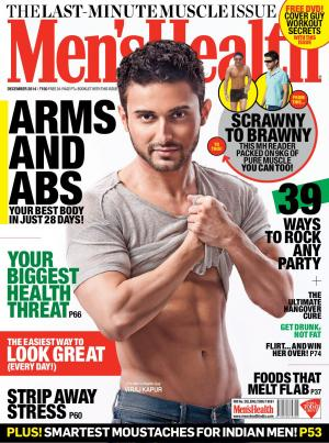 Men's Health-December 2014 - Read on ipad, iphone, smart phone and tablets.