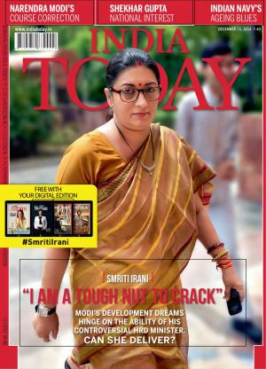 India Today- 15th December 2014 - Read on ipad, iphone, smart phone and tablets.