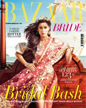 Harper's Bazaar Bride-December-January 2014-15