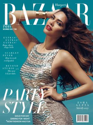 Harper's Bazaar-December 2014 - Read on ipad, iphone, smart phone and tablets.