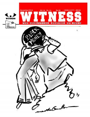 WITNESS november2014 - Read on ipad, iphone, smart phone and tablets.