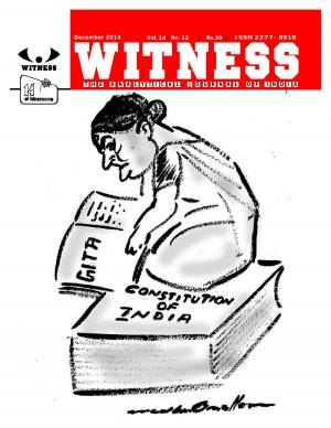 WITNESS-December 2014 - Read on ipad, iphone, smart phone and tablets.