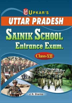 U. P. Sainik School Entrance Exam. (Class VII) - Read on ipad, iphone, smart phone and tablets