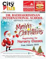 Vol-9, Issue-15, Dec 19 - Dec 25, 2014 - Read on ipad, iphone, smart phone and tablets.