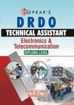 DRDO Technical Assistant (Electronics & Telecommunication) Diploma Level