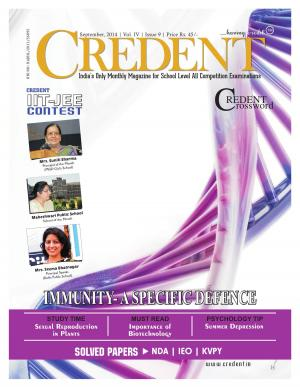 Credent Magazine September 2014 - Read on ipad, iphone, smart phone and tablets.