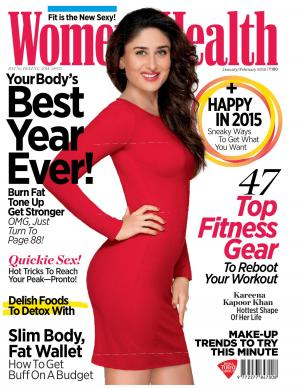Women's Health-January-February 2015