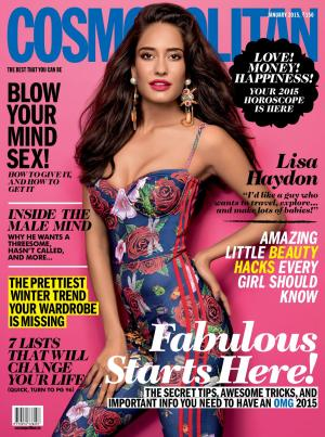 Cosmopolitan-January 2015 - Read on ipad, iphone, smart phone and tablets.