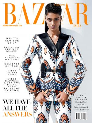 Harper's Bazaar Bride-January-February 2015 - Read on ipad, iphone, smart phone and tablets.