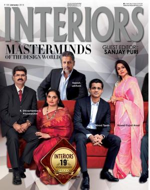 INTERIORS JANURAY 2015 - Read on ipad, iphone, smart phone and tablets.