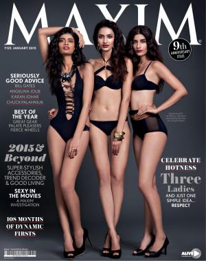 Maxim India_January_2015 - Read on ipad, iphone, smart phone and tablets.
