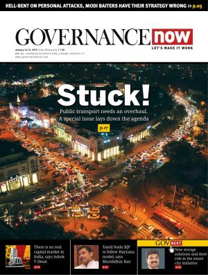 Governancenow Volume 5 Issue 24 - Read on ipad, iphone, smart phone and tablets.