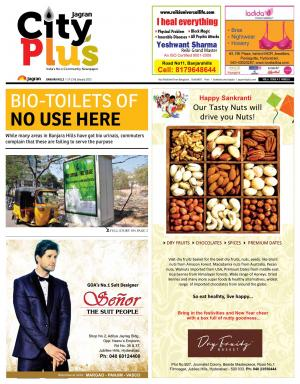 Banjarahills, Vol 6- Issue 3, 17-23 January 2015 - Read on ipad, iphone, smart phone and tablets.
