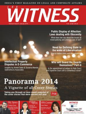 Lex Witness January 2015