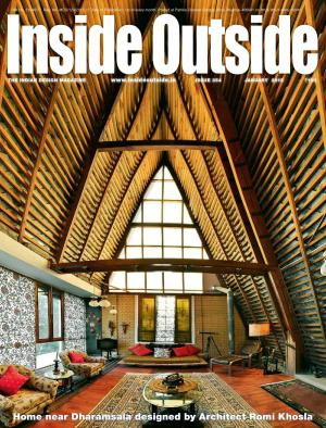 Inside Outside (January 2015) - Read on ipad, iphone, smart phone and tablets.