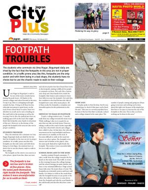 Ameerpet, Vol 6, Issue 4, 29 January - 4 February 2015