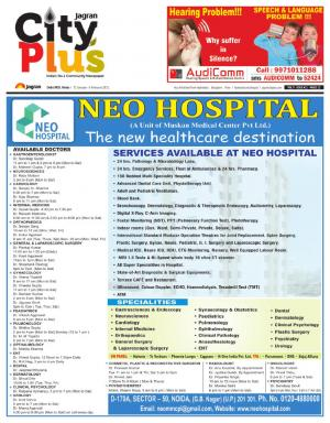 NCR-Noida - Read on ipad, iphone, smart phone and tablets.