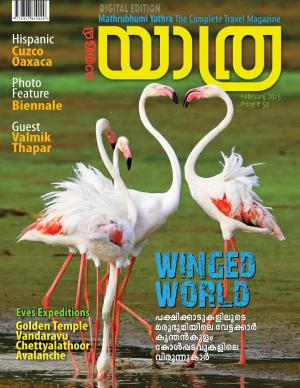 Yathra-2015 February - Read on ipad, iphone, smart phone and tablets.
