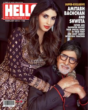 HELLO! INDIA FEB 2015 ISSUE - Read on ipad, iphone, smart phone and tablets.