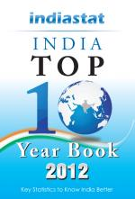 Indiastat India Top 10 Yearbook-2012