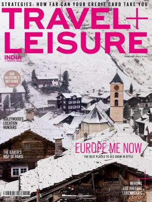 Travel+Leisure India & South Asia_February_2015 - Read on ipad, iphone, smart phone and tablets.
