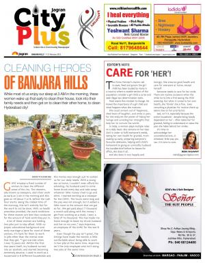 Banjarahills, Vol 6- Issue 6, 7-13 February  2015 - Read on ipad, iphone, smart phone and tablets.
