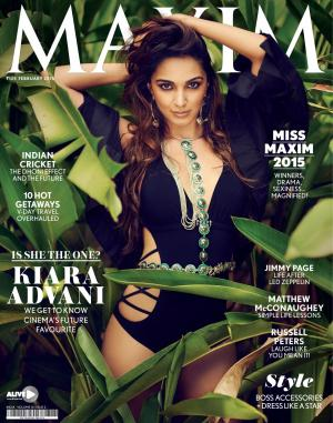 Maxim India_February_2015 - Read on ipad, iphone, smart phone and tablets.