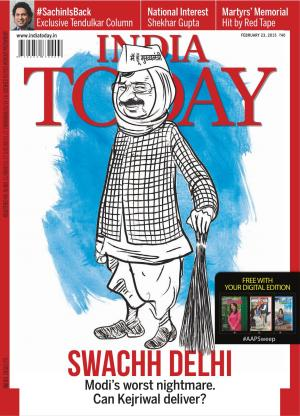 India Today-23rd February 2015 - Read on ipad, iphone, smart phone and tablets.