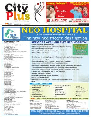 NCR-Noida_Vol-9_Issue-23_Date-14 February 2015 to 20 February 2015 - Read on ipad, iphone, smart phone and tablets.