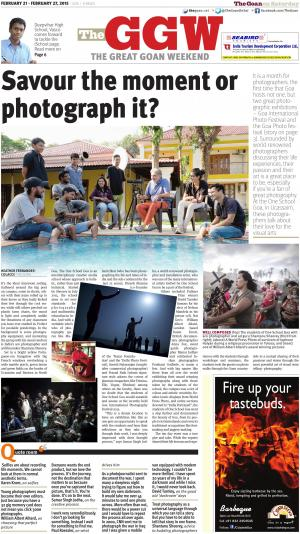 Great Goan Weekend - Read on ipad, iphone, smart phone and tablets.